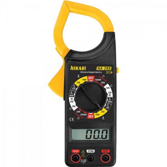 Alicate Amperímetro HA266 HIKARI (49814)