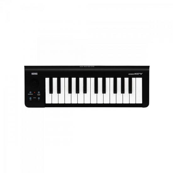 Teclado Controlador MIDI USB MicroKEY-25 KORG.