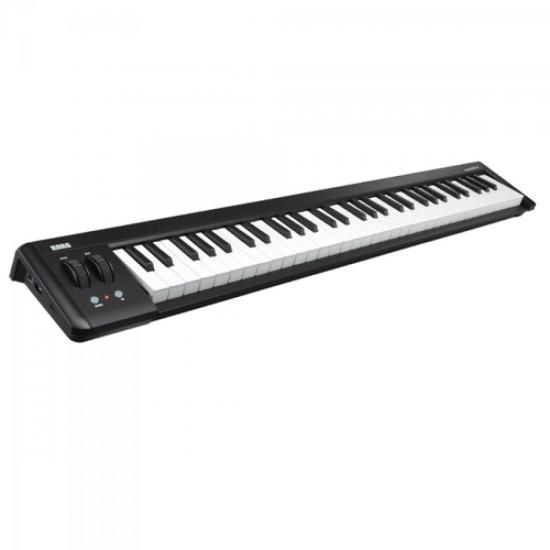 Teclado Controlador MIDI USB MicroKEY-61 KORG.