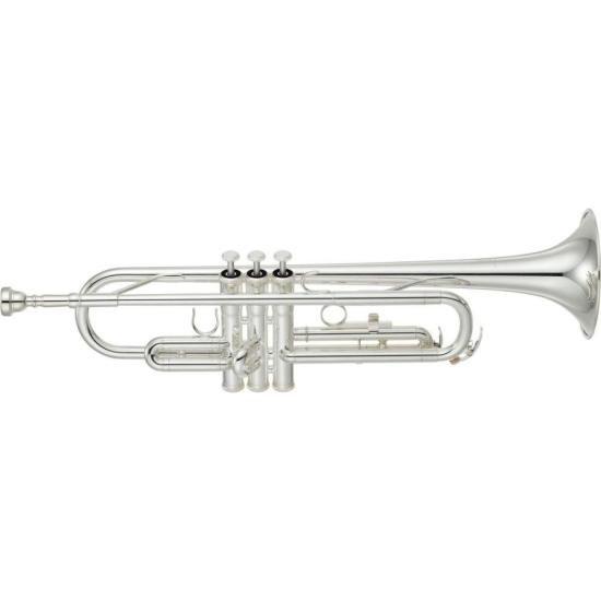 Trompete Bb YTR-2330S Prateado YAMAHA (49940)