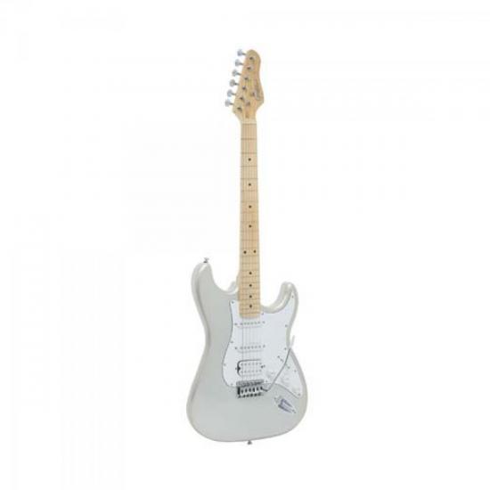 Guitarra Strato 1H2S G-101 Prata GIANNINI
