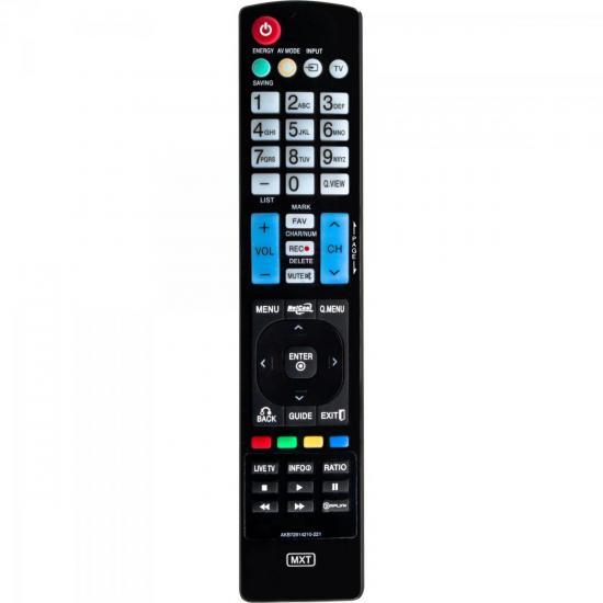 Controle Remoto para TV LCD LG C01167 GENÉRICO