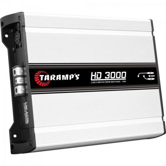Módulo HD 3000 2 Ohms 3000W RMS 1 Canal TARAMPS
