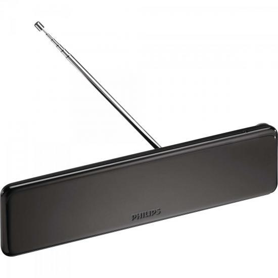 Antena Digital Amplificada HDTV/UHF/VHF/FM SDV6225T/55 PHILIPS