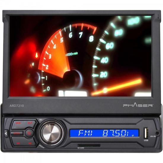 Player Multimídia com Entrada USB/SD ARD7210 PHASER (51672)
