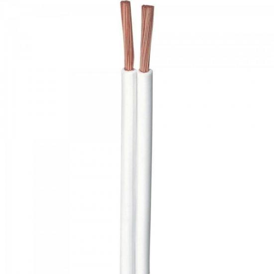 Fio Paralelo 2x12 2,50mm Branco CONTROLLER