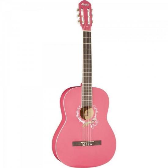 Violão Memphis By Tagima AC39 Acústico Clássico Rosa Nylon