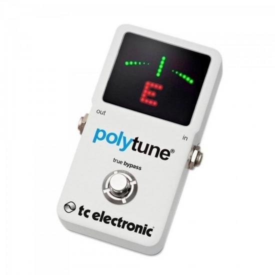 Pedal Guitarra POLYTUNE 2 TC ELETRONIC (53987)