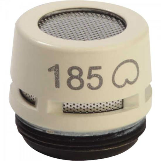 Capsula para Microfone R185W Branca SHURE