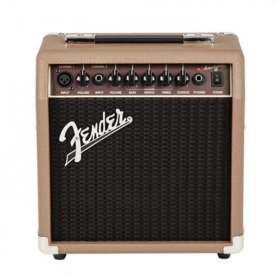 Cubo para Violão Acoustasonic 15 Fender (54675)