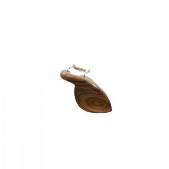 Queixeira Para Violino 4/4 Madeira Exposta NHURESON