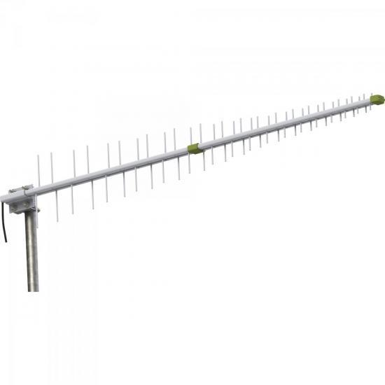Antena Externa para Celular Quad Band 15dBI PQAG4015 PROELETRONIC
