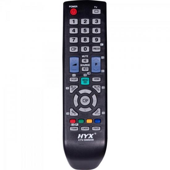 Controle Remoto para TV LCD SAMSUNG CTV-SMG03 HYX
