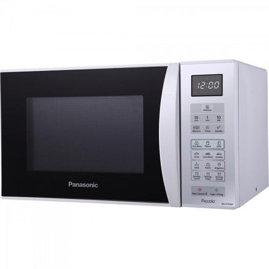 Micro-Ondas 25L 110V 800W NN-ST354W Branco PANASONIC (56375)