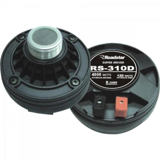 Super Driver 120W RMS 8 Ohms RS-310D ROADSTAR