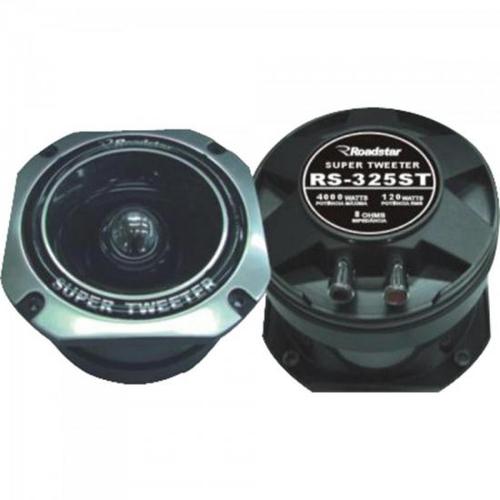 Super Tweeter 120W RMS 8 Ohms RS-325ST ROADSTAR