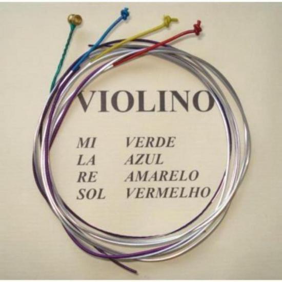 Corda Para Violino 4/4 Mi (E) CALIXTO