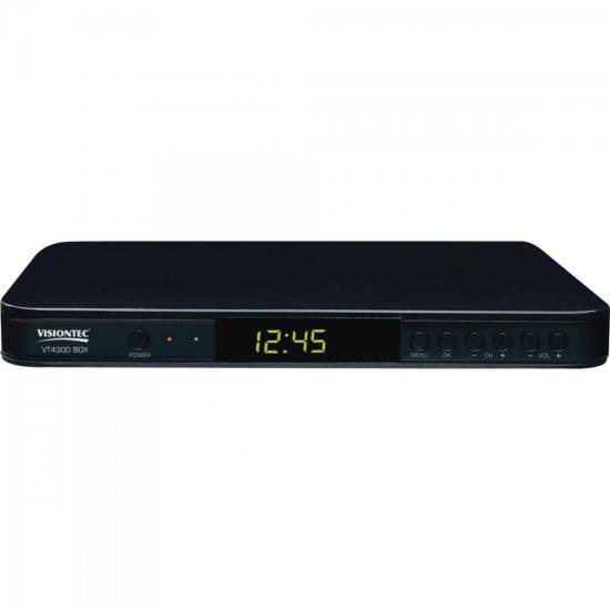 Receptor Anadig-HD VT4300 BOX Preto VISIONTEC (56761)