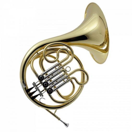 Trompa F sem Estojo K840L0 Laqueado WERIL