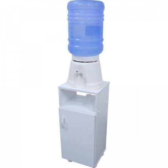 Gabinete para Filtro de Água AS610 Branco MULTIVISÃO