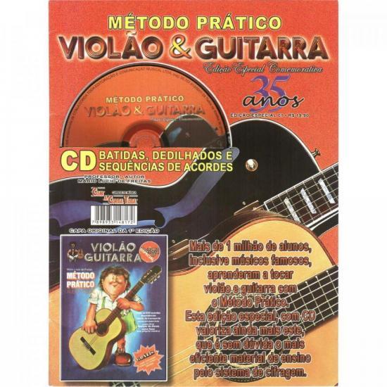 Método Prático Violão e Guitarra COM A CORDA TODA (57042)