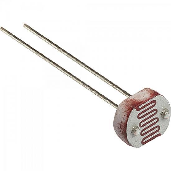 LDR Pequeno 5mm FC0001SC10 Cinza TIMRICH