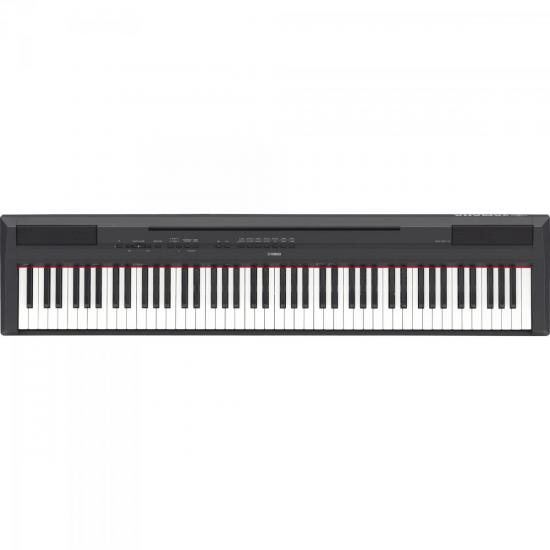 Piano Digital P-115 Preto YAMAHA