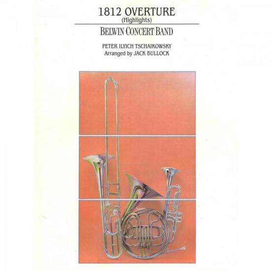1812 Overture Score Parts ESSENCIAL ELEMENTS