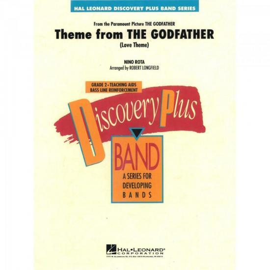 Grade de Partituras Theme From the Godfather Score Parts ESSENTIAL ELEMENTS
