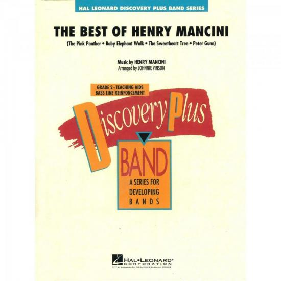 The Best of Henry Mancini Score Parts ESSENCIAL ELEMENTS
