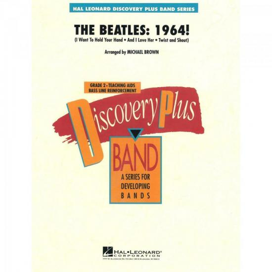The Beatles 1964 Score Parts ESSENCIAL ELEMENTS
