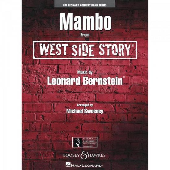 Mambo from West Side Story Score Parts ESSENCIAL ELEMENTS