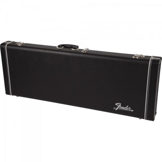 Case para Guitarra Tele/Stratocaster PRO SERIES Preta FENDER