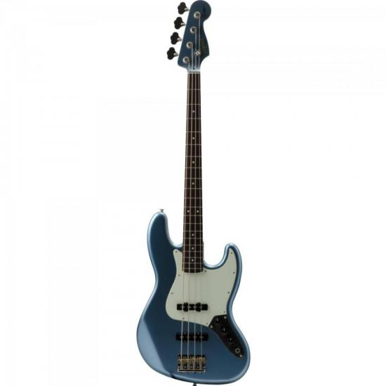 Contrabaixo Passivo 4 Cordas JAMES JOHNSTON Laked Placid Blue SQUIER