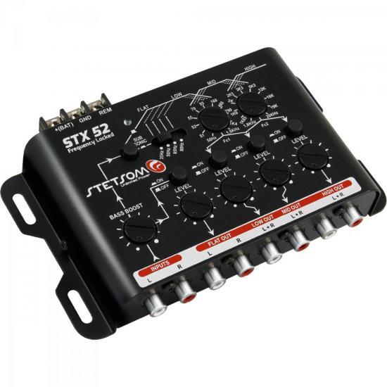 Crossover Eletrônico STX52 STETSOM