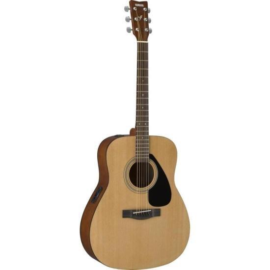 Violão Yamaha FX310AII Eletroacústico Folk Natural Aço