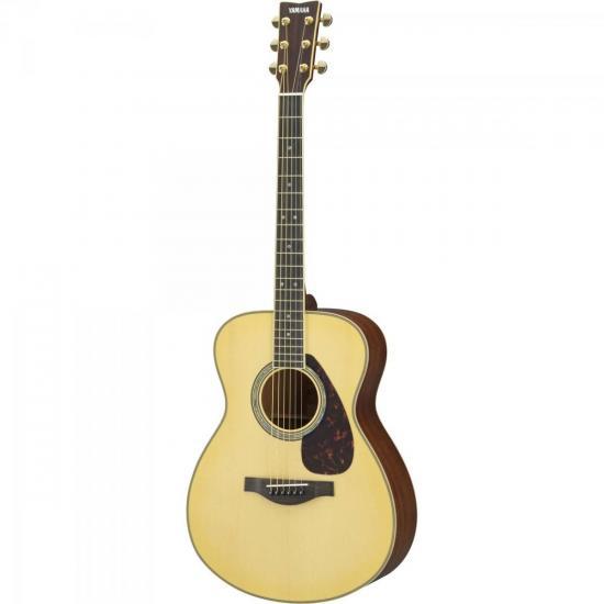 Violão Yamaha LS16M Acústico Folk Natural Aço