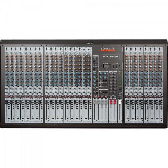 Mixer 32 Canais SX3204FX SOUNDCRAFT