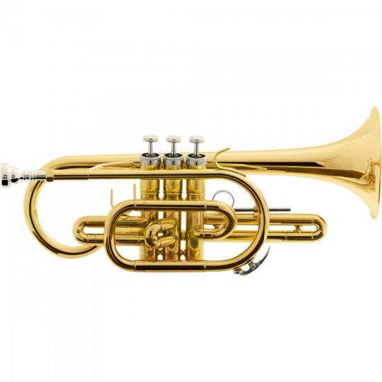 Trompete Cornet Bb HCR-900L Laqueado HARMONICS (59320)