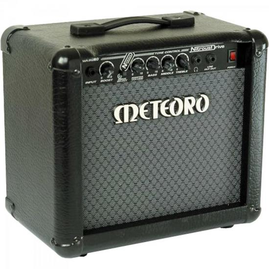 Cubo Para Guitarra 15W NITROUS DRIVE 15 METEORO