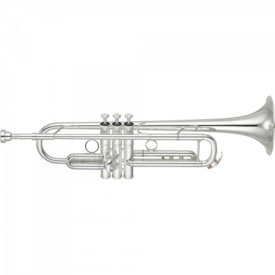 Trompete Bb YTR-8335RS Prateado YAMAHA
