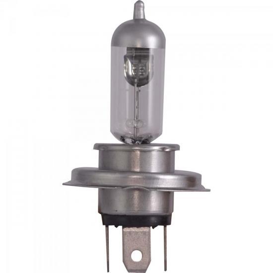 Lâmpada Halógena para Farol de Moto 35/35W H4 Branca TESLLA