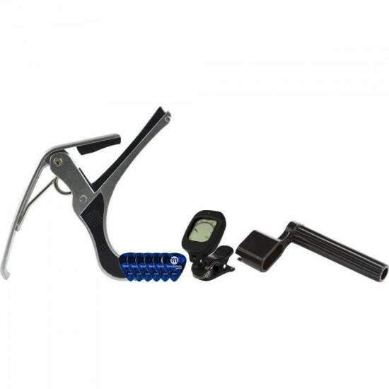 Kit de Acessórios Básicos para Instrumentos de Cordas MUNDOMAX