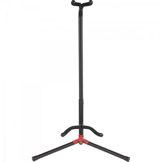 Suporte Ajustável para Instrumentos de Corda Preto FENDER