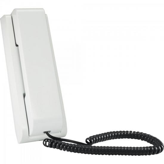 Interfone Residencial AZ-S01 Branco HDL (60697)