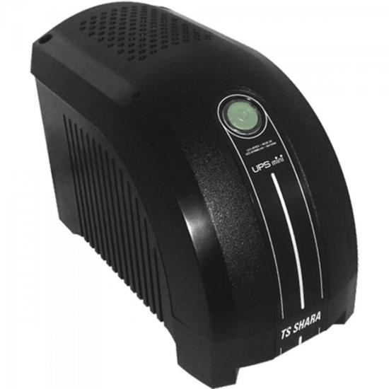 Nobreak 600VA UPS MINI Bivolt Preto TS SHARA (60711)
