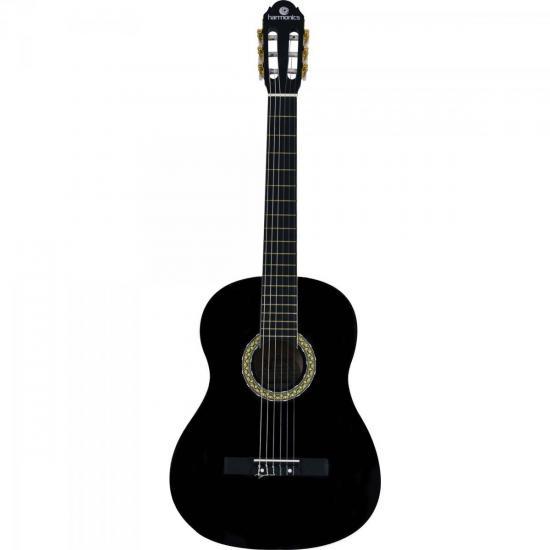 Violão Harmonics GC-C10BK Acústico Clássico Nylon