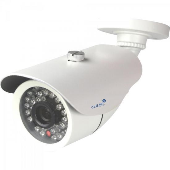 Câmera AHD Bullet IR 42m 8mm 720P AHD-42L Branca CLEAR