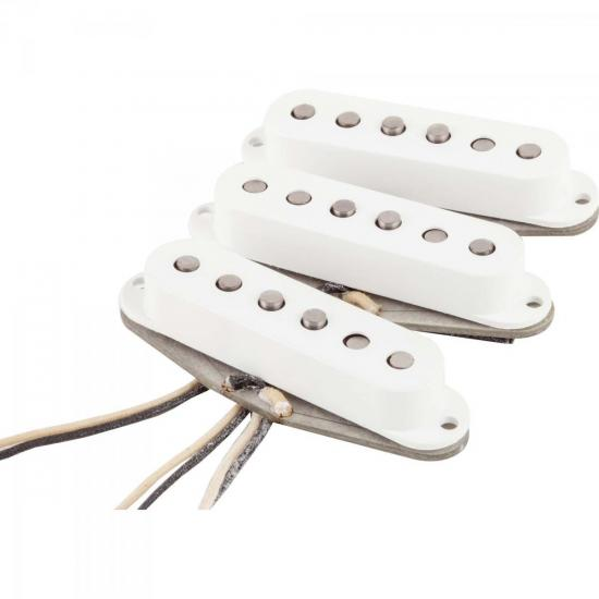 Set de Captadores Para Guitarra CUSTOM '69 STRAT Branco FENDER