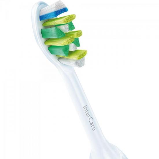 Cabeça de Escova de Dentes INTERCARE HX9002/64 Branca C/2 PHILIPS